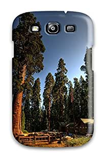 Unique Design Galaxy S3 Durable Tpu Case Cover Forest