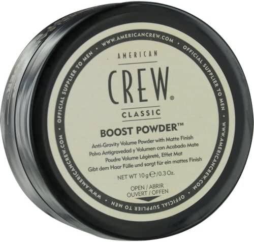 AMERICAN CREW by American Crew BOOST POWDER 0.3 OZ (Package Of 4)