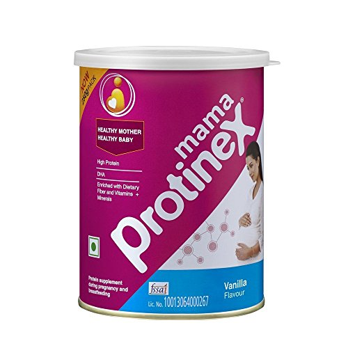 Protinex Mama - 250 g (Vanilla) (Best Protein Powder During Pregnancy In India)