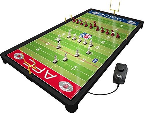 - NFL Deluxe Electric Football Game