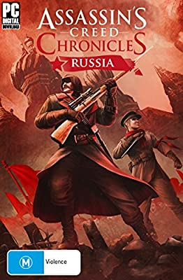 Assassin's Creed Chronicles: Russia [Online Game Code]