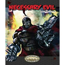 Necessary Evil: Explorer's Edition (Savage Worlds, S2P10011)