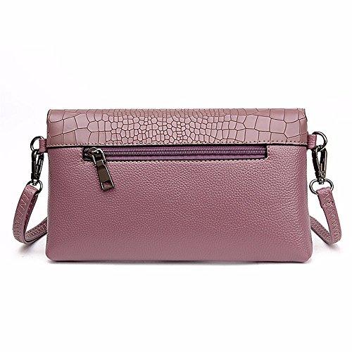 gray sac et 4 mesdames Violet sac l'europe embrayage de 26 cm sac unis messager États les épaule 16 sac soirée Uq0dw0a