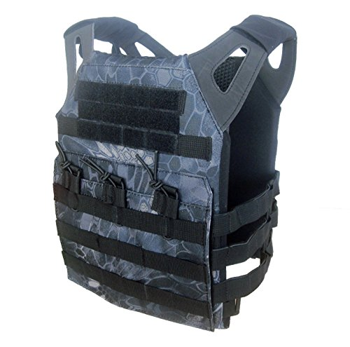 2. DLP Tactical Phantom Low Profile MOLLE Vest