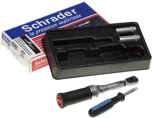 Schrader  20139 Nut Torque Wrench Set