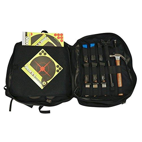 (4 Pistol Big Bertha Range Backpack)