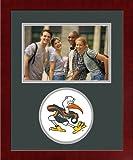 NCAA Miami Hurricanes University Spirit Photo Frame (Horizontal)