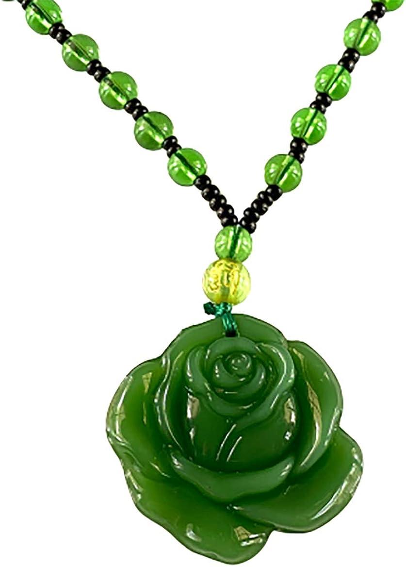 Jade Necklace Olivine Jade Handmade Turquoise Jade Jewelry Gift for Her Boho Statement Necklace Unique Gem Cluster Necklace