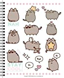 Pusheen 16-Month 2020-2021 Weekly/Monthly Planner