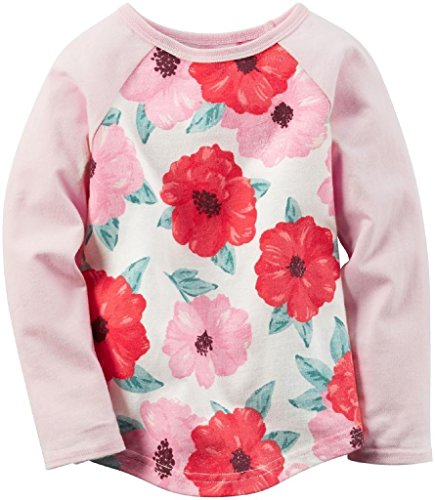 Carters Knit Floral Top Baby