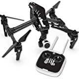 Skin For DJI Inspire 1 Quadcopter Drone – Lit 2 | MightySkins Protective, Durable, and Unique Vinyl Decal wrap cover | Easy To Apply, Remove, and Change Styles | Made in the USA