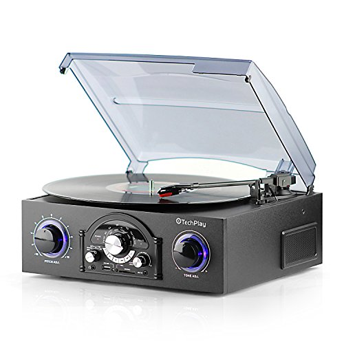 turntable audio out - 1