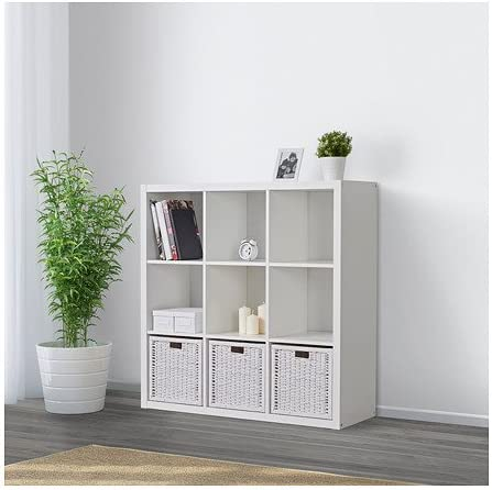 Ikea 004.155.99 Storage Shelf, White
