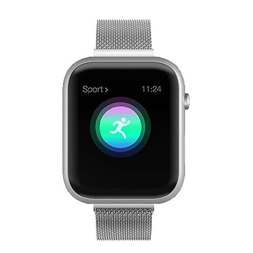 Foroner YH6 IP67 - Smartwatch Impermeable con frecuencia cardíaca ...