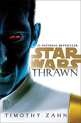 book cover of Thrawn