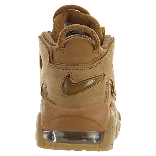 nbsp;Sneakers Trainer Air Light More SE Schuhe NIKE Brown Basketball gum Uptempo Flax Flax 922845 GS SqCnx8a