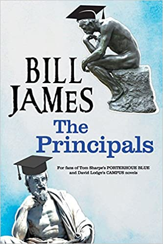 The Principals A Satire On University Life Large Print Amazon