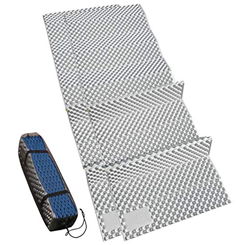 REDCAMP Closed Cell Foam Sleeping Pad for Camping, 22