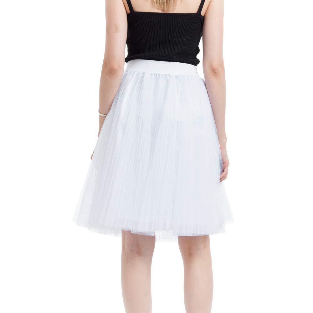 FAMILIZO Faldas Largas Y Elegantes Faldas Cortas Mujer Verano ...