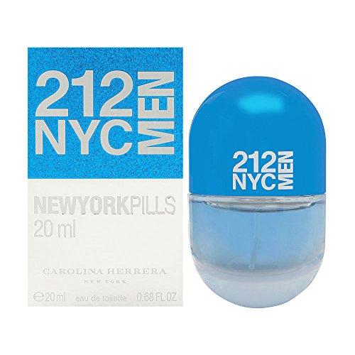 212 Men by Carolina Herrera 0.68 oz Eau de Toilette Spray