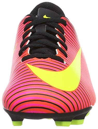 Mercurial Vortex Football pink Enfant UK NIKE Crimson Multicolore black Blast de Volt Jr III Rouge Mixte FG Chaussures Total p0EqwT5xq