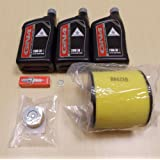 New 2005-2011 Honda TRX 500 TRX500 Foreman ATV OE Complete Service Tune-Up Kit by Honda