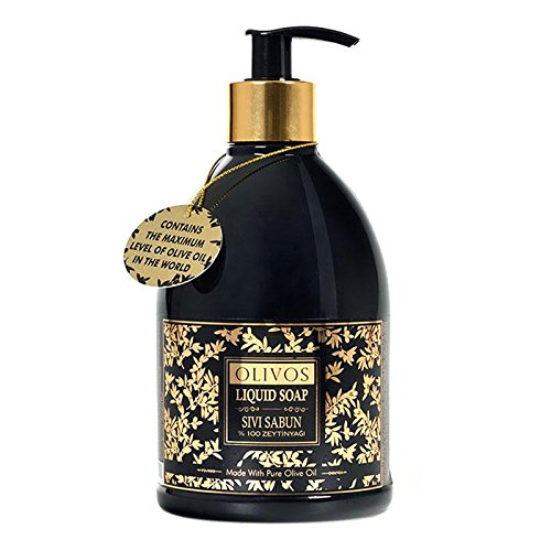 Olivos Pure Olive Oil Liquid Soap 500ml 16.9oz