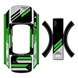 Graphics for OneWheel Pint, Blitz Green