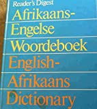 img - for English/Afrikaans Dictionary (English and Afrikaans Edition) book / textbook / text book