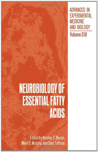 Neurobiology of Essential Fatty Acids (Recent Advances in Phytochemistry)