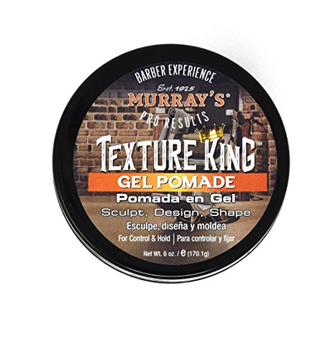 MURRAY'S Texture King Gel Pomade (6 oz) ()