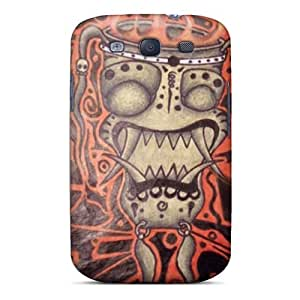 New Style NikRun Voodoo Premium Cover Case For Galaxy S3