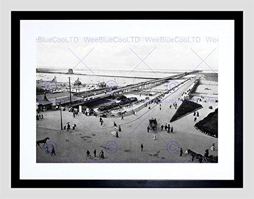 PIER AND BRIDGE SOUTHPORT VINTAGE HISTOR - Vintage Black Pier Mount Shopping Results
