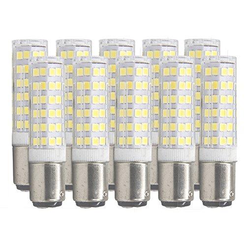 Ashialight LED Ba15d Base Bulb Equal 50 Watt DC Bayonet B...