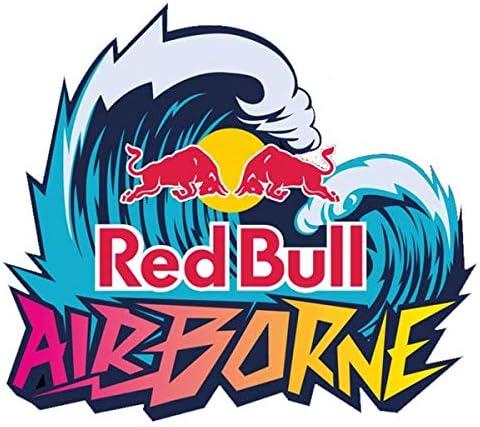 Retrolo Sticker Für Helme Red Bull Airborne Auto