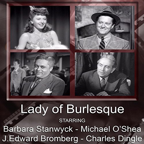 Lady of Burlesque Film