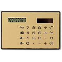 eBuyGB Slim Credit Card Calculator (Gold)