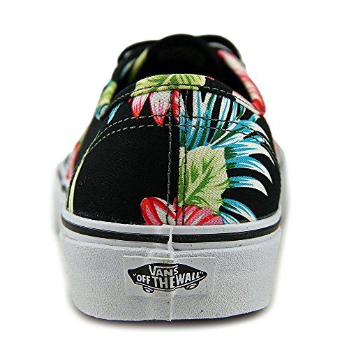 Vans U Authentic - Zapatillas unisex Negro (Hawaiian Floral)