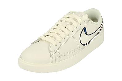 buy online d0b3f fffb5 Nike Av9371, Sneakers Basses Femme, Multicolore Summit White Oracle Pink  001, 41 EU  Amazon.fr  Chaussures et Sacs