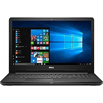 "Top Performance Dell Inspiron 3000 15.6"" Touchscreen Premium Laptop, 7th Intel Core i3-7100U 2.4GHz, 8 GB DDR4 RAM, 1 TB HDD, HDMI, DVD-RW, Bluetooth, HDMI, Webcam, Windows 10"