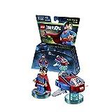 LEGO Dimensions DC Comics Heroes and Villains MEGA Bundle: Superman, Wonder Woman, Aquaman, Cyborg, Joker/Harley Team, and Bane