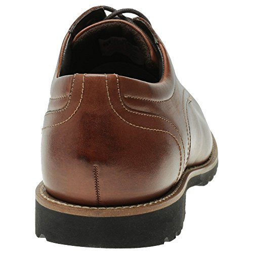 Marron Marron ROCKPORT Ox Homme Chaussures Modern Break Plaintoe qYRnqTU