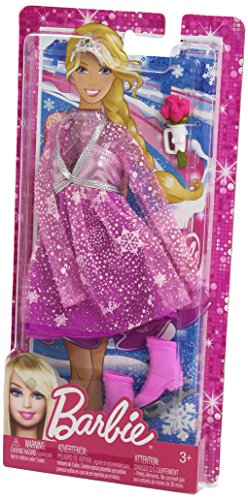 Barbie Can Be Ice Skater