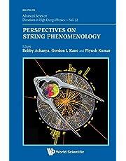 Perspectives On String Phenomenology (Volume 22)