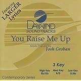 You Raise Me Up [Accompaniment/Performance Track]