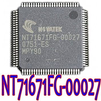 NOVATEK NT71671FG-00027 LCD Buffer Scan Driver IC: Amazon co