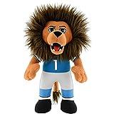 NFL Detroit Lions Roary 10″ Mascot Plush Figurenfl Mascot Plush Figure, Blue, White