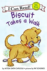 Biscuit Takes a Walk (My First I Can Read) Kindle Edition
