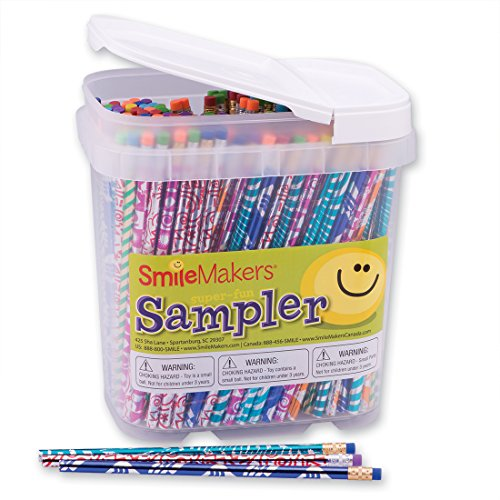 Economy Foil Pencil Sampler-Prizes 1 per Pack (Pencil Sampler)