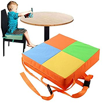 Amazon Com Baby Toddler High Chair Booster Cushion Kids Lunch High